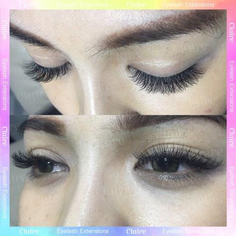 EYELASH | Claire | Eyelash & Eyebrow Institute